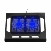 Cooler Laptop Tracer Snowflake 15 inch Negru/Albastru