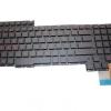 Tastatura laptop pentru ASUS ROG G752 G752VT G752VY G752VS G752VM G752VSK iluminata fara rama
