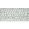 Tastatura laptop pentru Toshiba L50-C C55-C C50-C alba