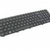 Tastatura laptop pentru HP PAVILION DV7-4000 DV7-5000 cu rama KBHP13